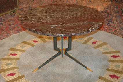 Table basse LELEU