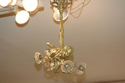 Late 19th century chandelier
