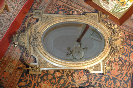 Big Napoleon III mirror