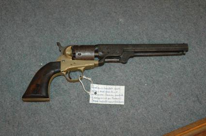 Colt Revolver 1851 Colt Revolver 1851 a Model