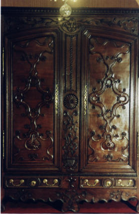 Exceptional Armoire From Lorraine