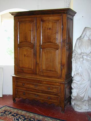 armoire pantalonni re xviiie. Black Bedroom Furniture Sets. Home Design Ideas