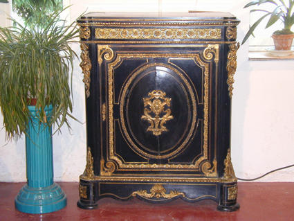 meubles napoleon 3 a vendre table de lit a roulettes. Black Bedroom Furniture Sets. Home Design Ideas