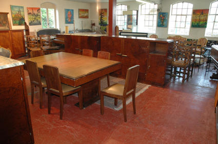 1930s Dining Room Suite