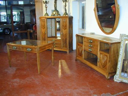 Ensemble bureau gauthier poinsignon for Ensemble meuble bureau