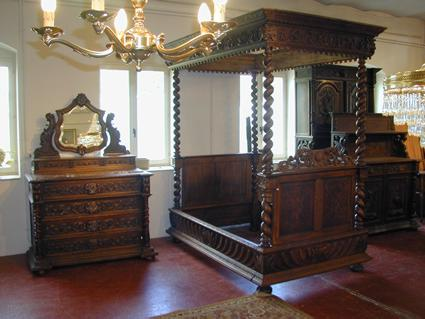 19th century bedroom furniture