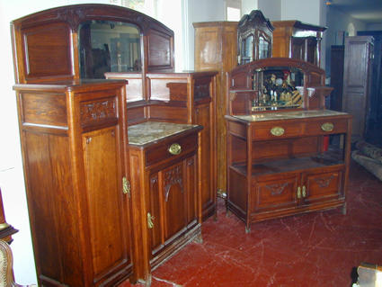 GAUTHIER-POINSIGNON buffet and sideboard