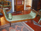 19th century chaise longue